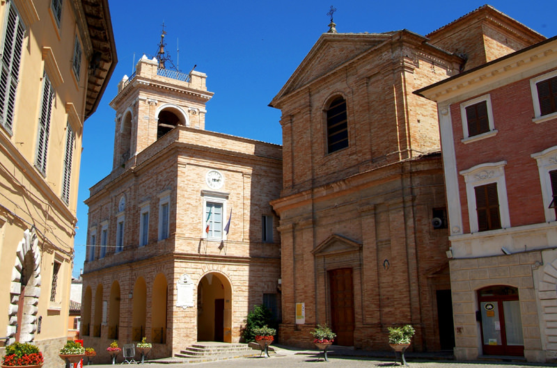 Montefano Turismo