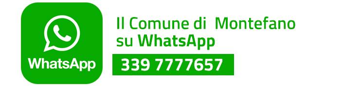 Comune su whatsapp